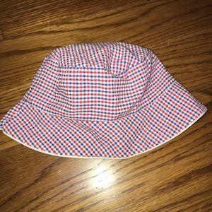 Other - $5 SALE 🔥 Baby Boy 3-6m Red White Blue Bucket Hat